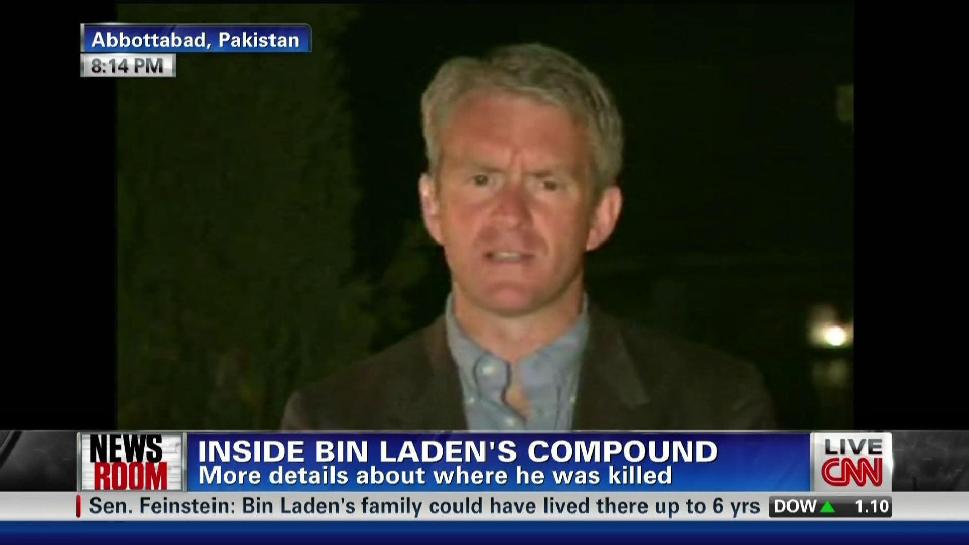CNN's bin Laden coverage: Downloadable framegrabs – CNN Press Room ...