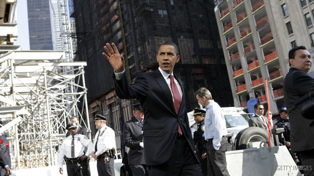 President Obama to visit Ground Zero