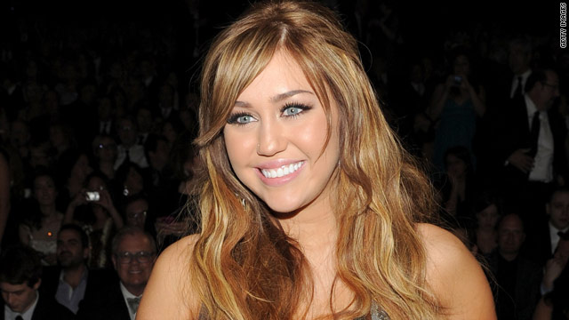 Miley Cyrus covers 'Smells Like Teen Spirit'