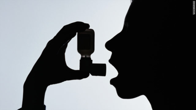 Asthma cases up in the U.S.
