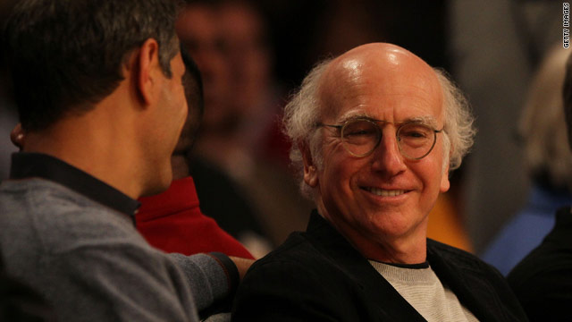 Larry David to play a nun in 'Three Stooges'
