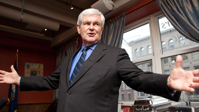 Church cancels Gingrich appearance