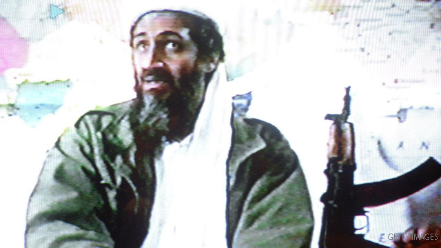 Will bin Laden death image silence doubters or fan flames?