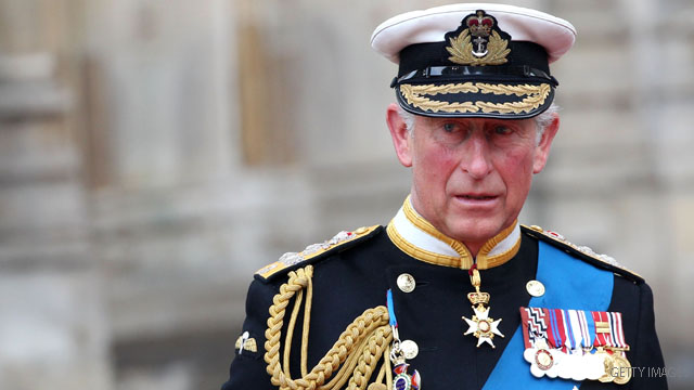 Prince Charles to meet with Obama during Washington visit