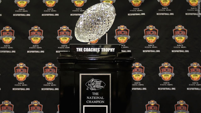 Justice Department has 'serious questions' for NCAA on college bowl process