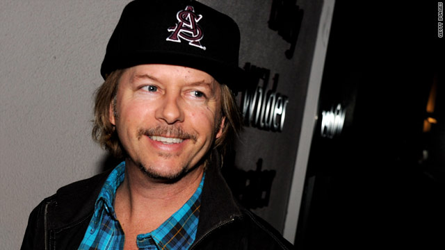 David Spade donates $200,000 for tornado relief