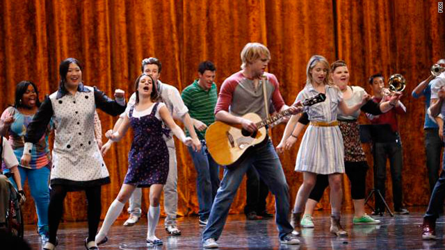 Rumor has it 'Glee' was fantastic