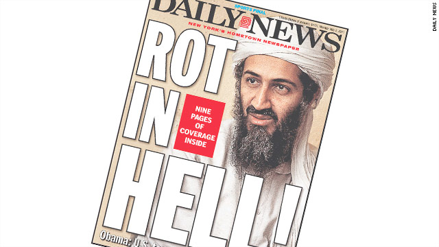 CNN Poll: Majority in U.S. say bin Laden in hell