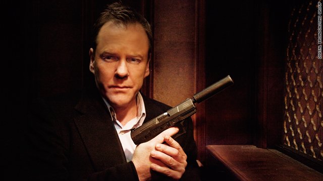 Kiefer Sutherland on Broadway and that '24' movie