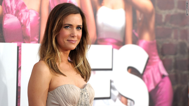 Kristen Wiig retires Gilly and Penelope