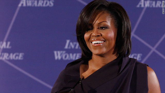 Teach us how to 'Dougie,' First Lady