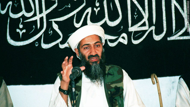 fake osama bin laden Chas. fake osama bin laden Chas.