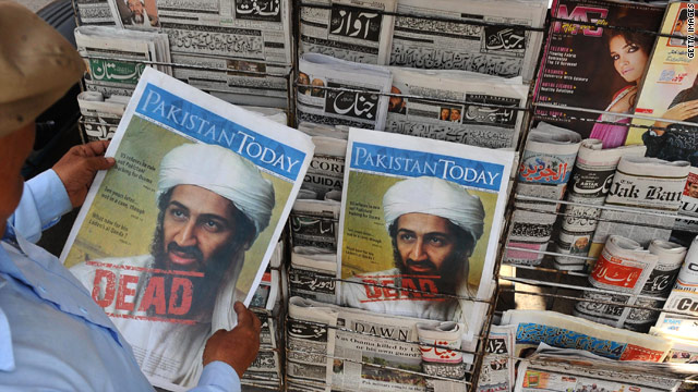 Key Senators want bin Laden photos released, but disagree on when