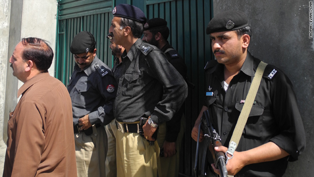 Pakistan arrests dozens in connection with bin Laden compound