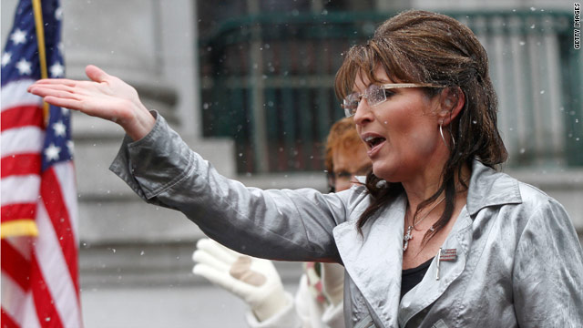 Poll: Majority say they wouldn't vote for Palin or Trump