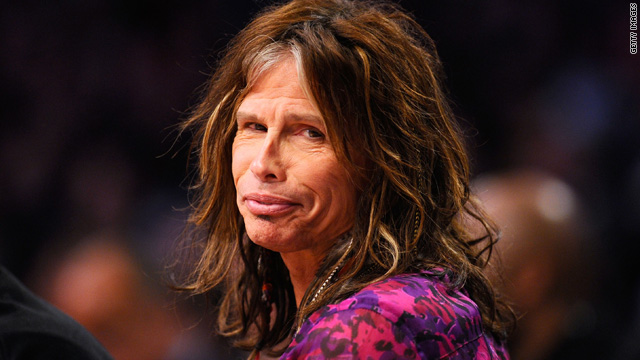 Steven Tyler wants Depp to play him in a movie
