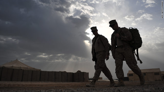 Obama deciding on size of initial Afghanistan troop withdrawal