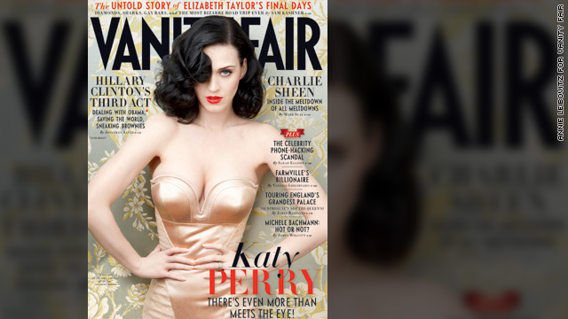 Katy Perry: Yes, I really kissed a girl