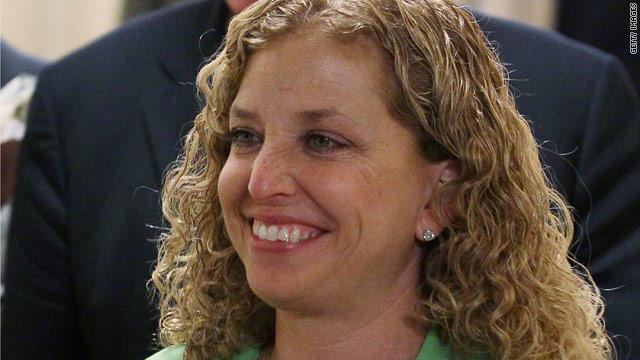 Wasserman Schultz elected chair of DNC
