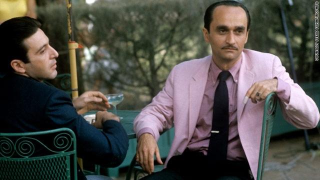 'Godfather' prequel novel arriving in 2012