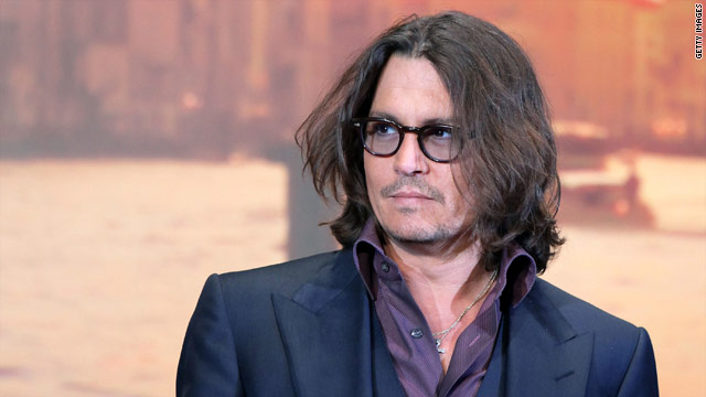 Johnny Depp: Hold off on 'Pirates 5,' please