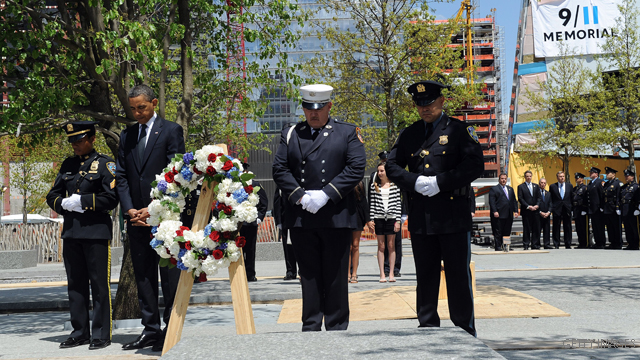 Obama to Ground Zero: Live Blog