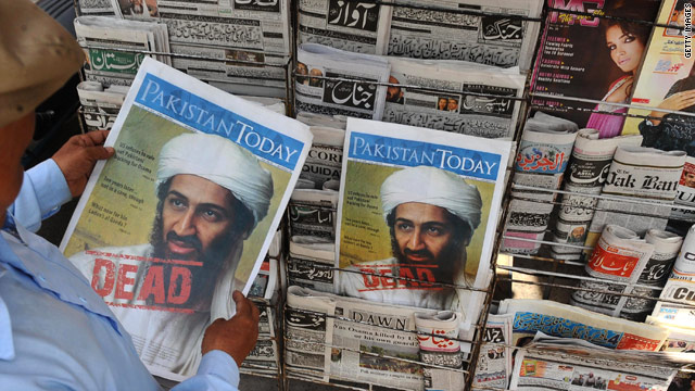 Navy SEAL to release book on bin Laden raid, publishing company says