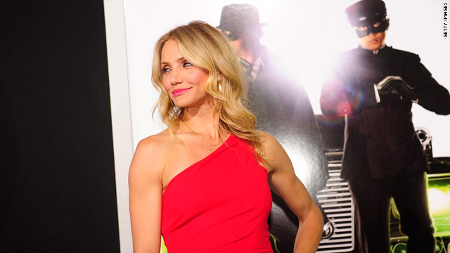 'Showbiz Tonight' Flashpoint: Do you agree with Cameron Diaz on marriage?