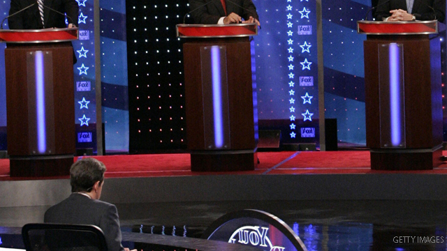 First presidential debate a sign that the GOP field is far from set