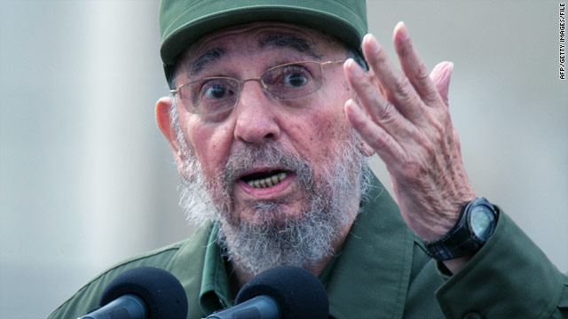 Fidel Castro calls bin Laden killing an assassination