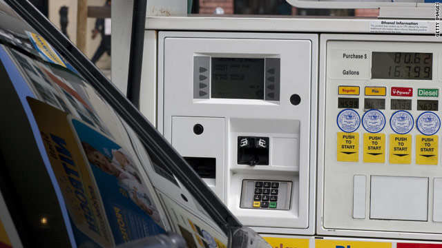 Gas prices spark partisan debate in Congress
