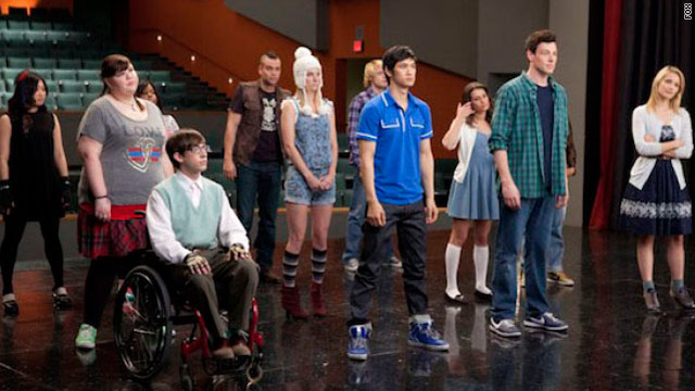 'Glee' to become 3-D movie