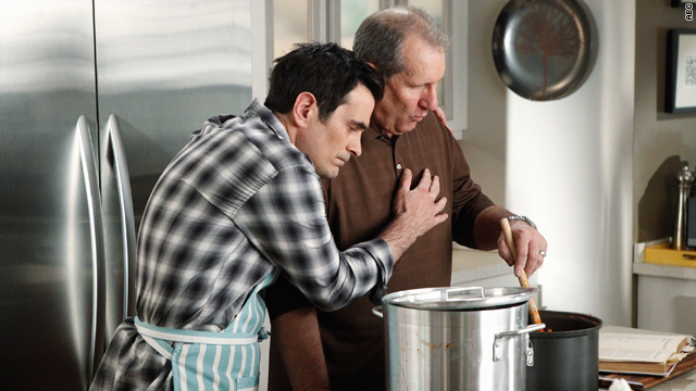 Mr. Mom on 'Modern Family'