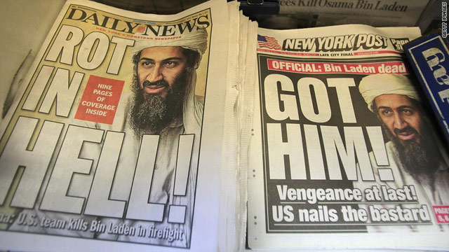 My Take: Which photo will bin Laden be remembered by?