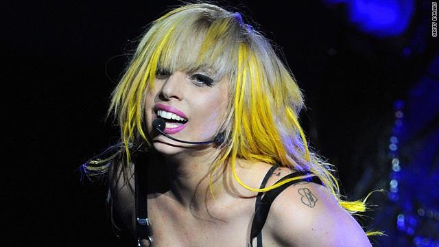 México le baja el cielo a Lady Gaga