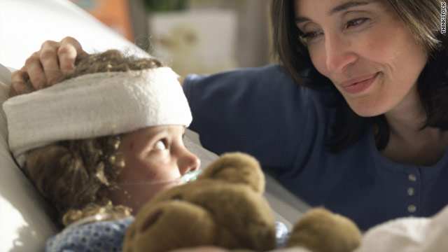CT scans not always necessary in kids' head trauma