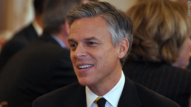 Huntsman: 'Things are moving pretty quickly'