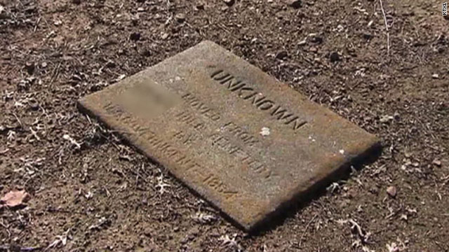 Plan would replace controversial grave markers