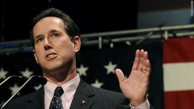 Santorum: Obama doesn't understand America