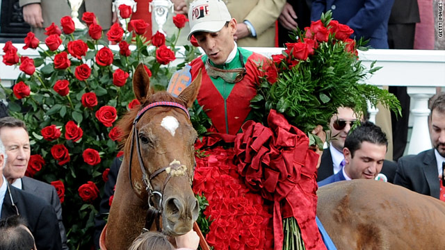 Animal Kingdom wins Kentucky Derby