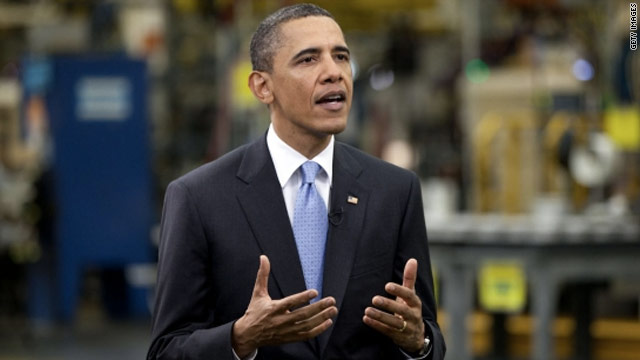 Obama touts clean energy in weekly address