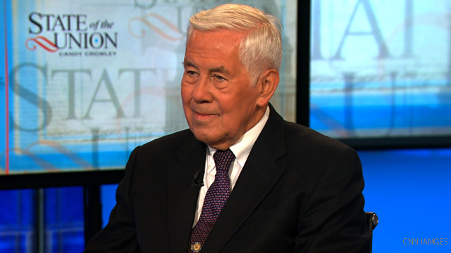 Lugar questions what Pakistan knew about OBL