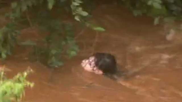 Gotta Watch: Amazing flood rescues