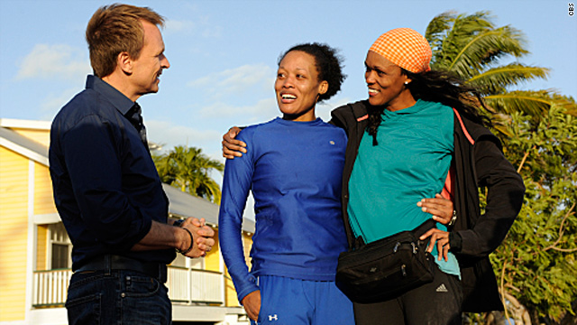 A wild 'Amazing Race' to the finish
