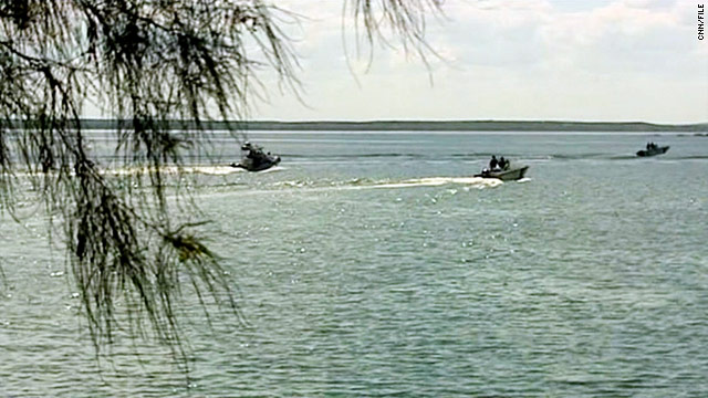 Mexico Navy: 12 Zetas gang members killed in Falcon Lake shootout
