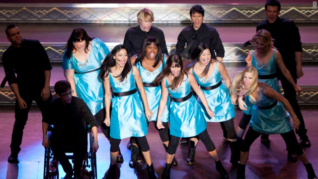Hear the 'Glee' cover of 'Friday'