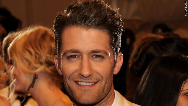 Matthew Morrison to sing original song on 'Glee'