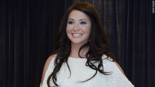 Bristol Palin lives with 'Dancing' star for reality show