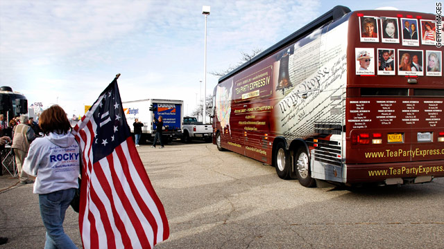 Tea Party Express: Nebraska will be focus of first &#039;surprise&#039; endorsement