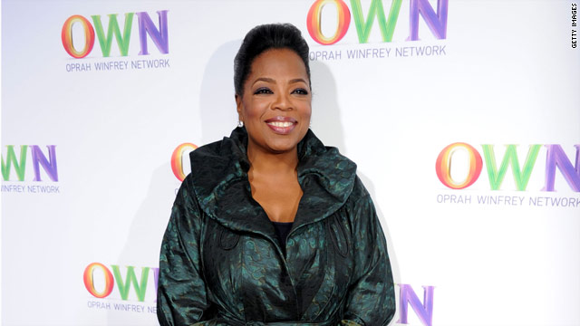 What should Oprah Winfrey do for her last show?